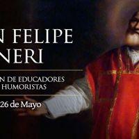 Hoy se celebra a San Felipe Neri, patrono de educadores y humoristas