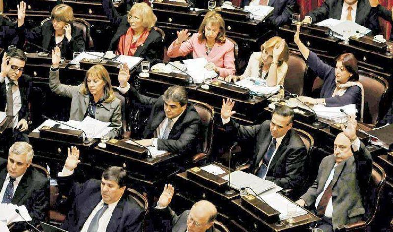 El Senado aprobó la ley de medios del kirchnerismo