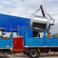Embotelladora de agua potable con nuevo equipamiento