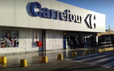 Cerraron hipermercado Carrefour de Moreno por un caso de coronavirus