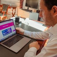 """La página web """"Campana compra"""" ofrece productos en más de 20 rubros"""