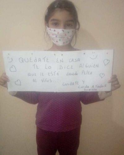 Merlo: una nena de 9 años tiene coronavirus pero se recupera sin complicaciones