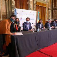 Las obras que Quilmes recibirá de Nación y Provincia