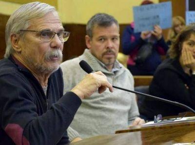 El concejal Daniel Rodríguez, del Frente de Todos ,insiste con realizar sesiones virtuales