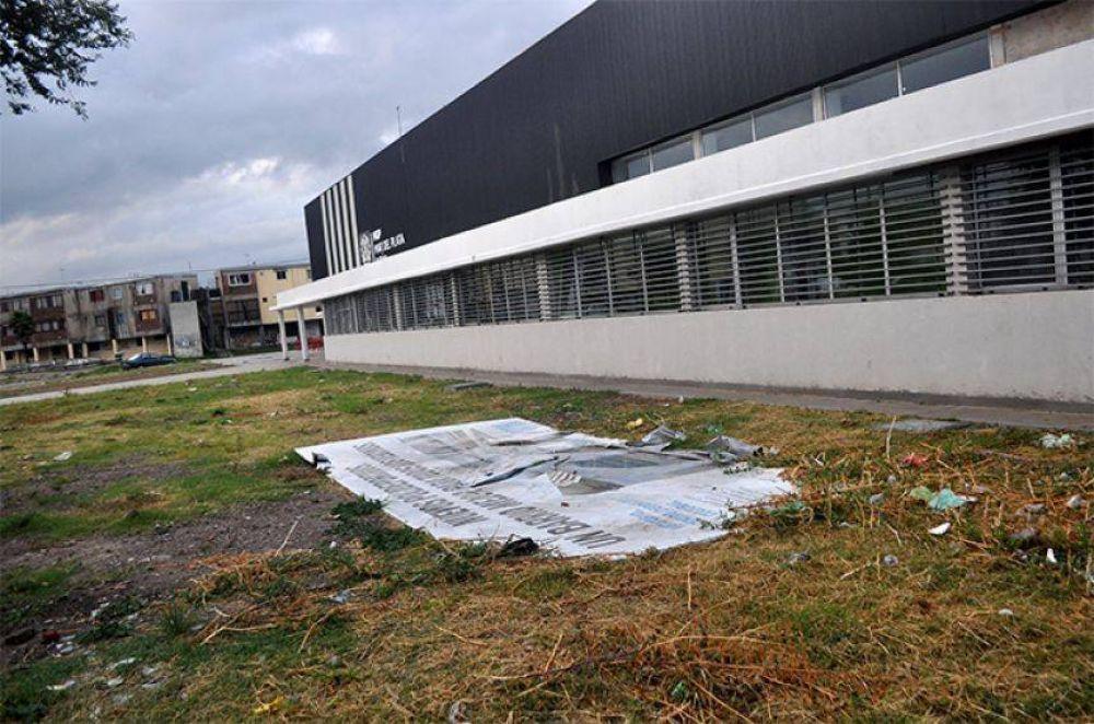 Por la crisis económica, la Comuna apeló ante la Cámara el fallo por la deuda de los Podeliportivos