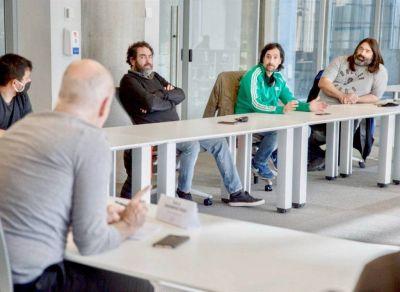 Reunión con Larreta: la CTA-A Capital pidió la renuncia del funcionario responsable de la emergencia humanitaria en la Villa 31