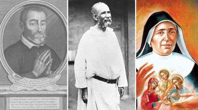 La Iglesia católica reconoce 3 nuevos santos, 2 nuevos beatos y 7 mártires