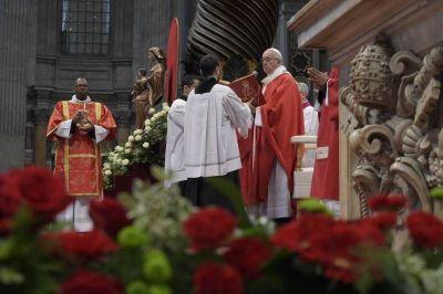 Pentecostés: El Papa celebrará la Misa en la Basílica Vaticana