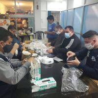 El Sindicato de Custodios denuncia al Gobierno de la Ciudad y a la empresa BRIEFING por posibles contagios