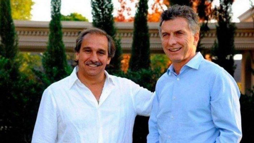 """Caputo, el multimillonario """"hermano de la vida"""" de Macri, recibió un ATP del Gobierno"""