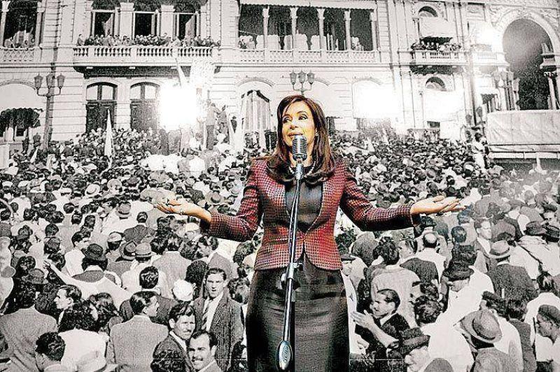 Cristina sigui� el debate de la ley de medios por TV y viaja a la India