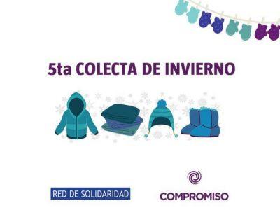 """""""Compromiso"""" lanzó su 5ta colecta de invierno"""