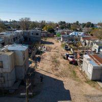 Mendoza y Ferraresi con la ministra de Hábitat por la urbanización de Villa Azul