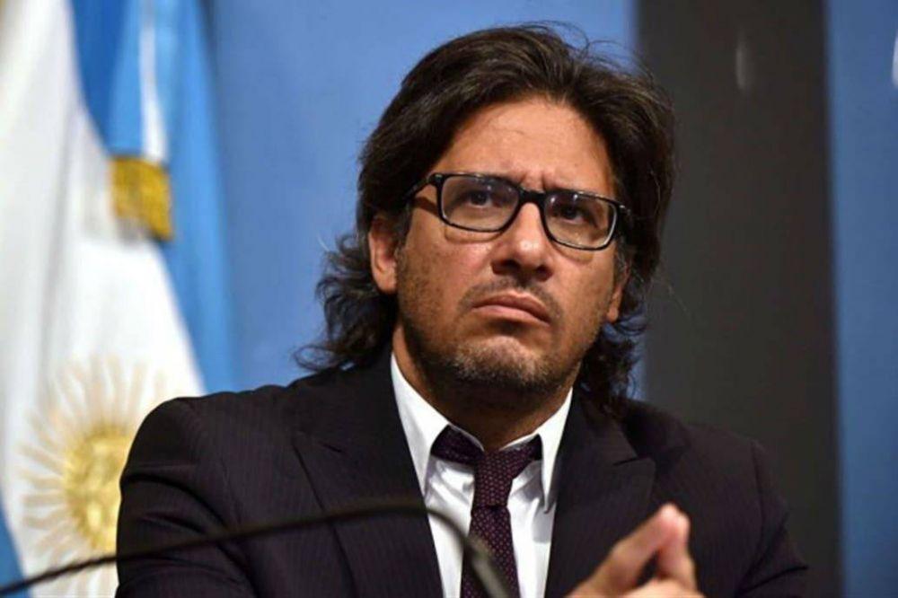Polémica en el Senado por una denuncia contra Germán Garavano