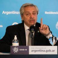 Alberto Fernández presentará una nueva oferta a los bonistas si achican sus condiciones para cerrar un acuerdo en junio