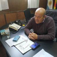 Jorge Paredi: «No permitiría bajo ningún punto de vista un riesgo para la salud de los vecinos de Mar Chiquita»