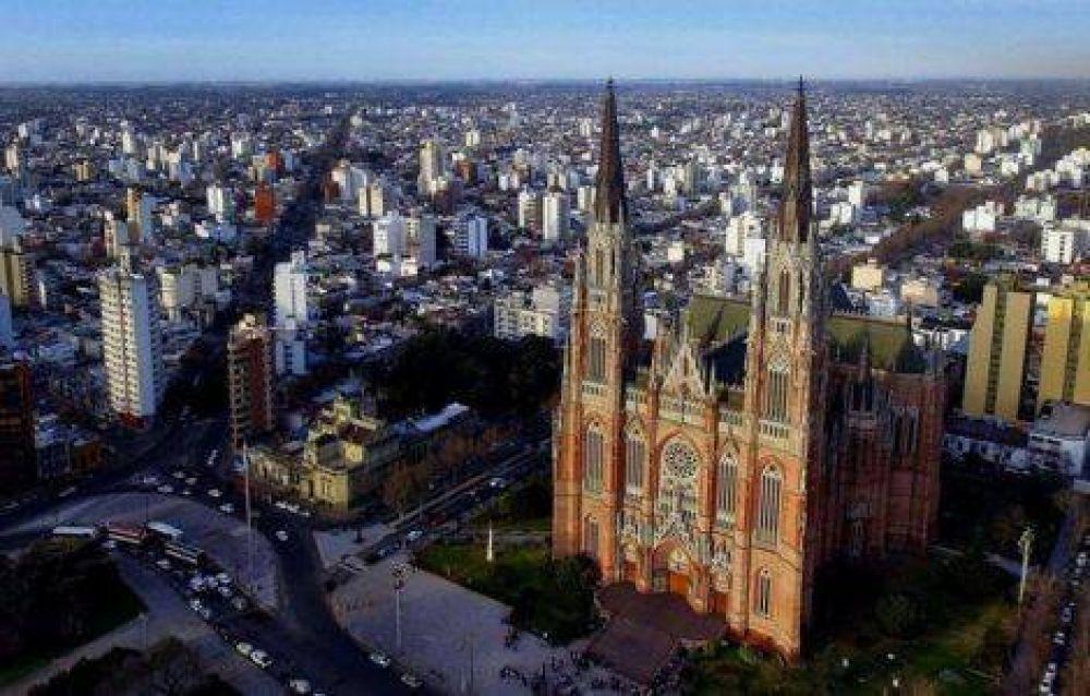 En La Plata el municipio junto a profesionales trabajan en la planificación de la ciudad