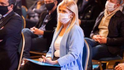 Magario pidió que la justicia encuentre a los máximos responsables del espionaje sobre ella