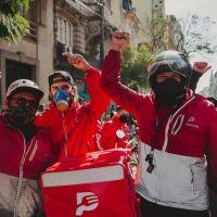 Los trabajadores de reparto paran el viernes y marchan para reclamar por salarios y condiciones laborales