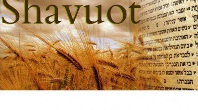Shavuot, la festividad positiva que también atraviesa pantallas