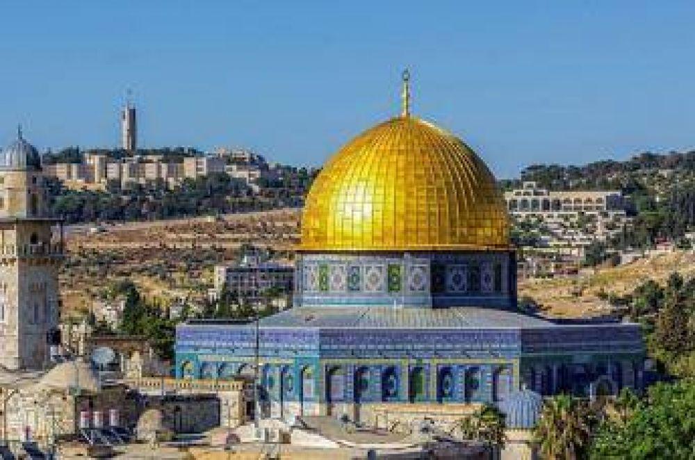 La mezquita Al Aqsa de Jerusalén reabrirá el próximo domingo