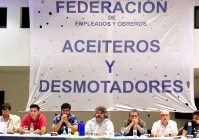La Federación de Aceiteros cerró un acuerdo del 30%