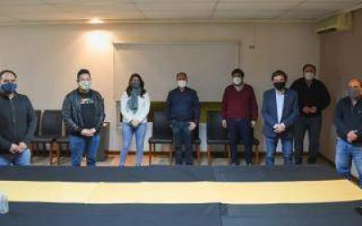 Coronavirus: Reunión intendentes Primera Sección bonaerense