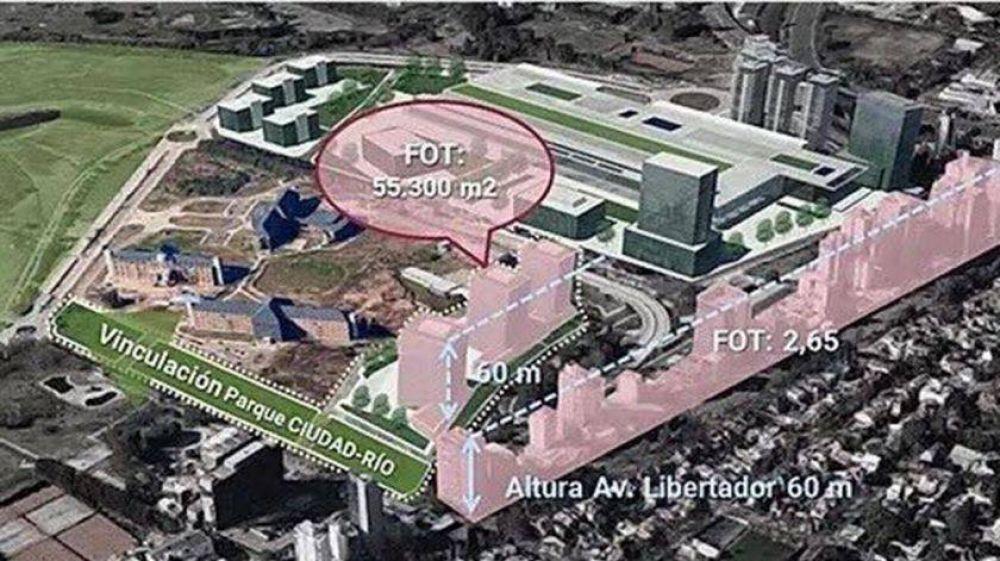 El gobierno revocó la asignación de un precio a Vicente López e impide un desarrollo inmobiliario