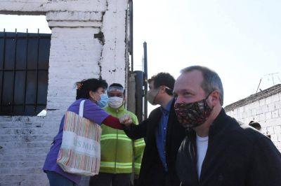 Operativo Detectar en el Barrio 20 de Junio de Morón sur