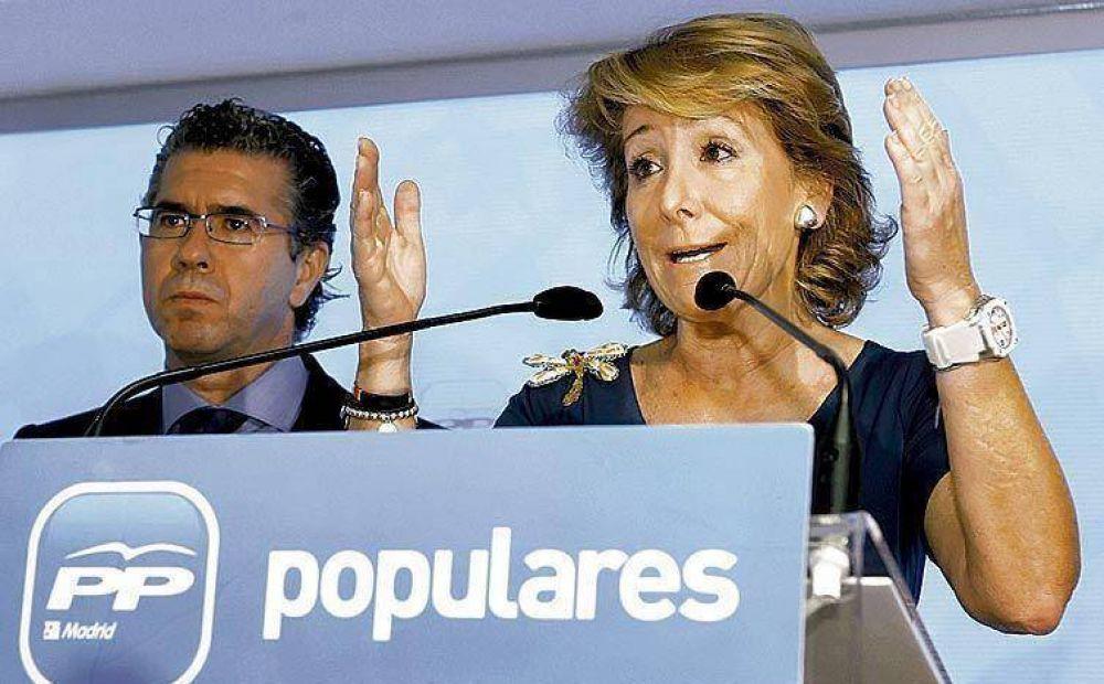 Corrupción en España: exigen renuncias en el Partido Popular