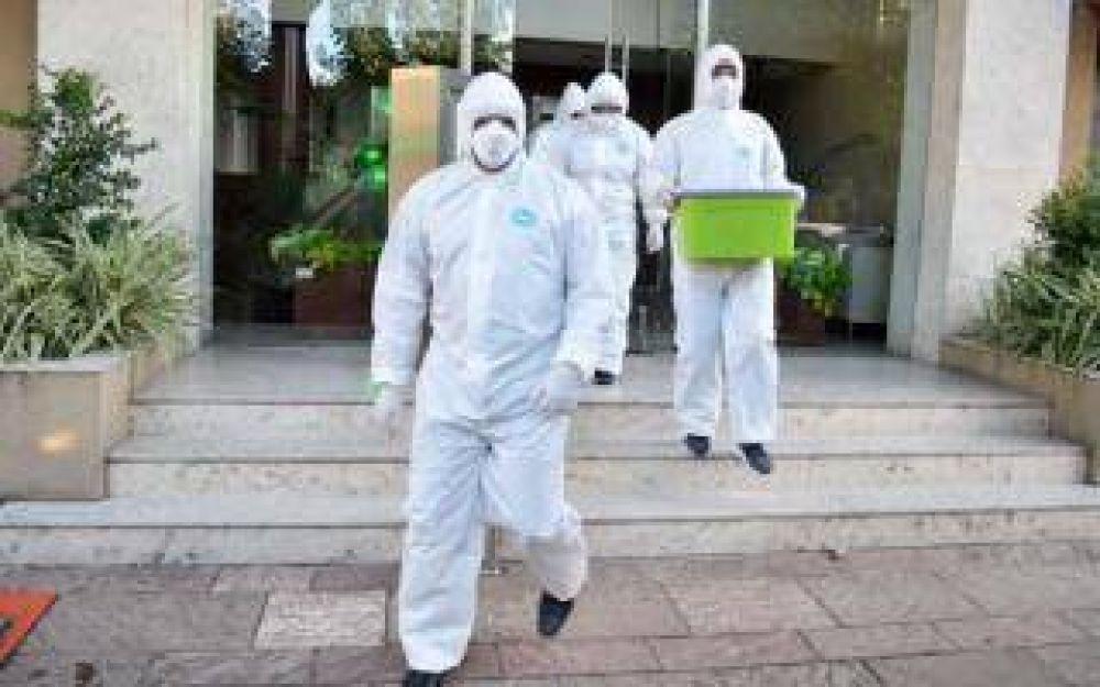 Coronavirus: En Lomas de Zamora los casos llegaron a 203 y se registró la quinta muerte en el distrito