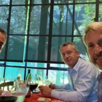 Monzó y Frigerio avanzan en un nuevo espacio de centro con Javkin