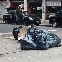 Confirmado: no hay recolección de residuos en Mar del Plata
