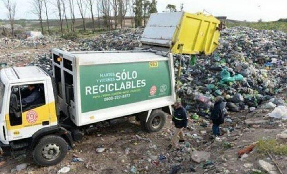 Se agrava el conflicto del predio de la basura por ¿sórdida pelea? entre Montenegro y el CEAMSE