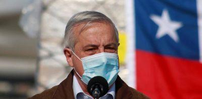 Chile registró 54 nuevos muertos por coronavirus y volvió a superar su récord diario