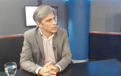 """Alejandro Saied: """"La semana que viene se iniciará un pico mayor de contagios"""""""