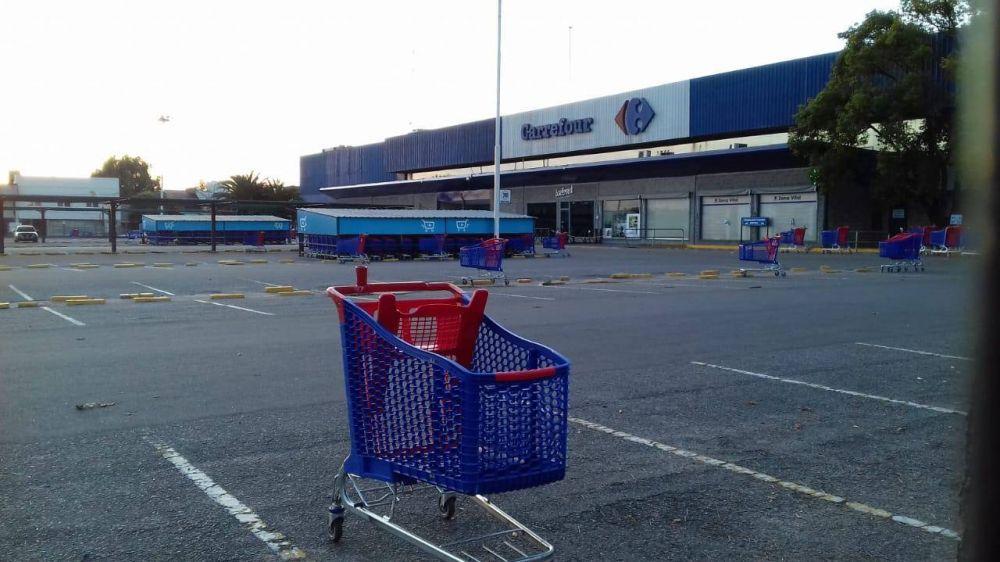 Carrefour vuelve a cerrar preventivamente