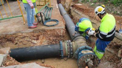 Avanzan en Buenos Aires las obras de agua potable financiadas por un préstamo de Kuwait