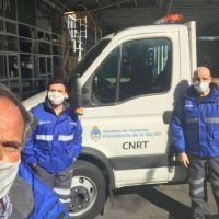 """José Arteaga: """"Vamos a transparentar la CNRT con mayor participación ciudadana"""""""
