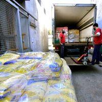 Una donación del Puerto La Plata fue destinada a comedores comunitarios platenses