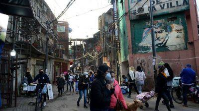 Coronavirus: Retiro, Flores y Barracas encabezan el listado y ya no quedan barrios sin casos
