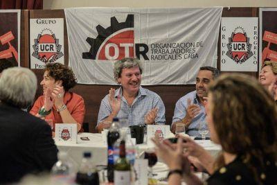La OTR porteña apoyó el pedido de ratificación del Convenio 190 de OIT