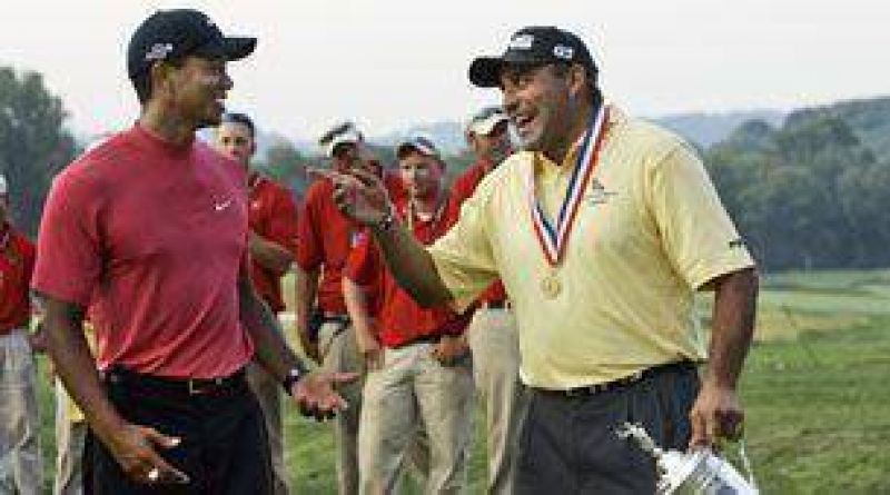 Cabrera cayó bajo el poder de Tiger Woods