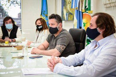 """Merlo: Reactivan la obra de la Autopista """"Presidente Perón"""", extensión del Camino del Buen Ayre"""