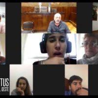 Mentira Macrista | Faravelli nunca estuvo en desacuerdo con la sesión presencial