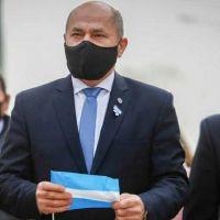 Mario Secco busca cerrar un cargo jerárquico a dedo con el Astillero Río Santiago