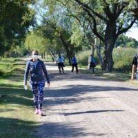 Otro municipio habilita las caminatas y salidas recreativas