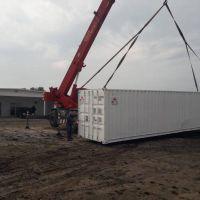 Un aporte del Puerto equipó al Hospital Modular con un depósito de materiales e insumos