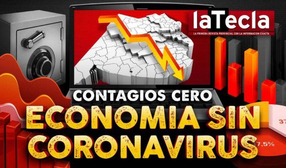 La economía en los distritos sin casos de coronavirus