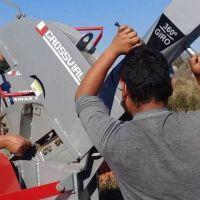 En La Plata toma impulso la biofábrica escuela para producir verduras sin agroquímicos
